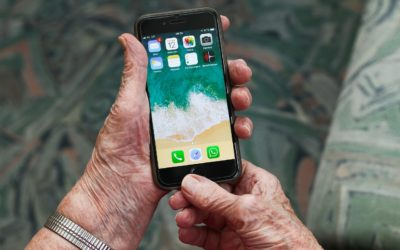Age At Home Service Now Providing 'Safe Distancing' Senior Care using a Telehealth APP